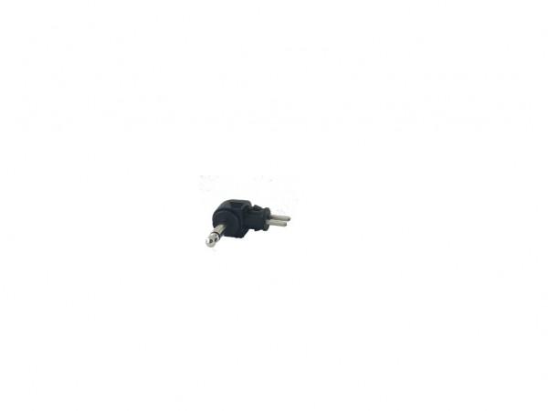 Klinkenstecker-Winkel 3,5mm