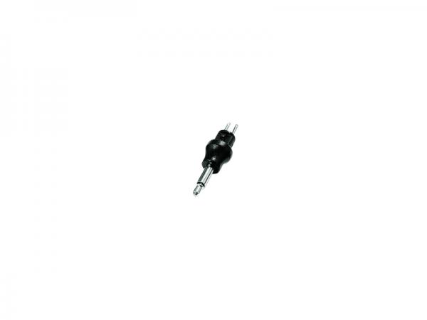 Klinkenstecker-Gerade 3,5mm
