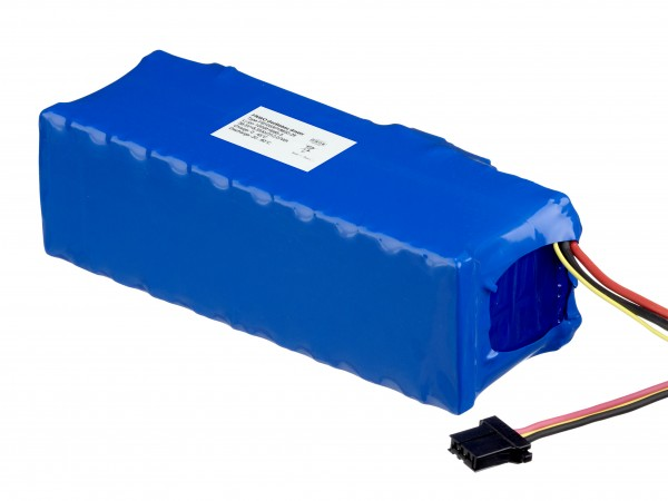 Ladegeräte für Lithium-Ionen-Systeme. Alle Geräte erfüllen die Norm IEC 60335.